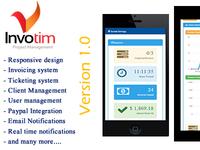 Invotim - Project Management System
