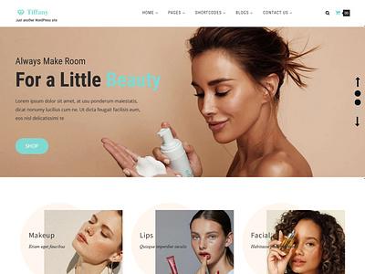 Tiffany - Responsive WordPress Theme jewelry