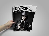 A4 Minimal Magazine