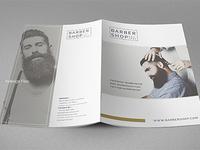 Multipurpose Barbershop Brochure
