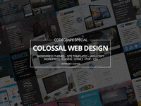 Colossal Web Design Bundle