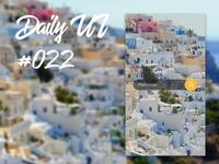 Dailyui 022