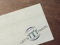 Let Travel Logo