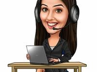 Corporate Caricature
