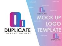 Duplicate logo