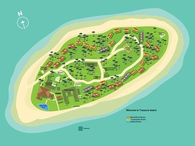 Map Design map design print design map illustration
