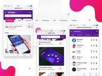 Uplabs Mobile Responsive Concept