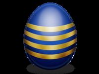 Ester egg PSD