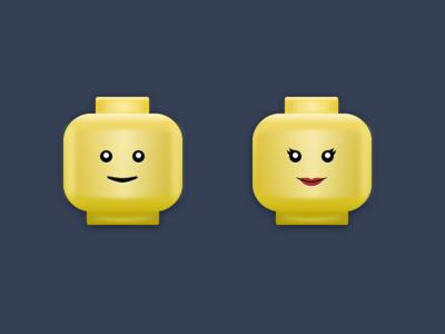 Mr & Mrs Lego Quickie Quickerson