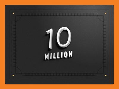 Front just raised 10 mil 💰 title money seriesa vintage type frontapp