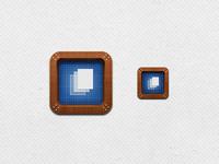 Silkscreen iOS icon