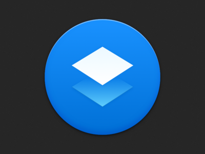 Blue Paper for macOS icon