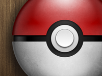 Pokeball icon - Prototype 3