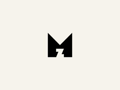 My new logo logomark minimal vector space negative branding identity logo design logo