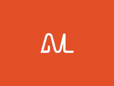 Avuelle identity logo mark branding minimal logotype brand identity mark design logo