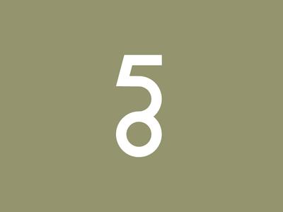 58 Monogram curves lettering typography designer logo monogram mark letter minimalism abstract