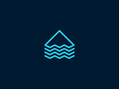 Speed geometric symbol branding brand identity logo icon mark technology speed arrow