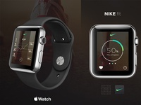 WATCH Nike Running App Concept