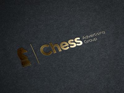 Logo Chess Advertising