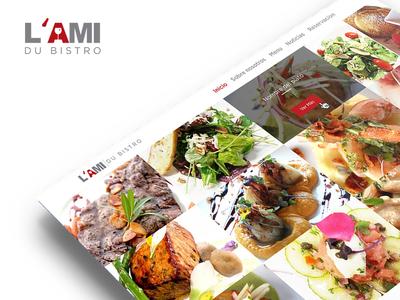 Website Bistro