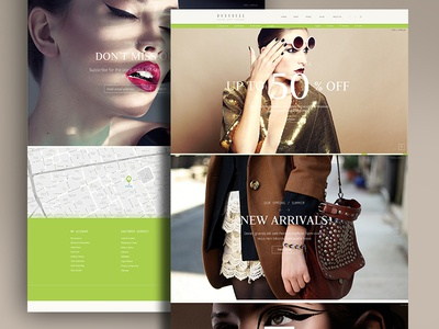 Roxybell salon Website
