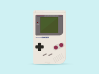 illustration game boy