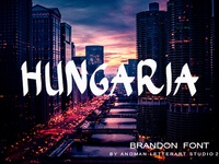 BRANDON DISPLAY FONT ---REALEASED (PREVIEW)