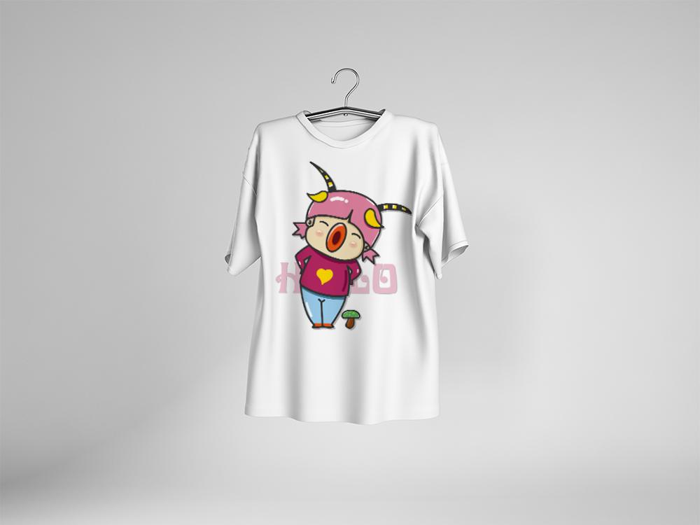 littlegirl animation 应用 vector logo illustration 插画练习 design