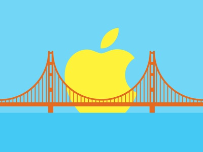 #SLDrefuel 10 of 52 —WWDC golden gate san francisco bridge apple wwdc sldrefuel