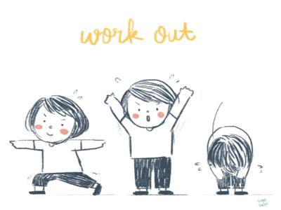 Let's Sweat!
