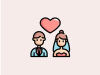 💌 Valentines day Icon Set ❤️