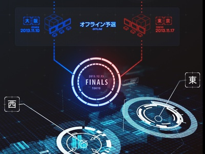 5G chart infographic tech futuristic neon japan japanese red bull