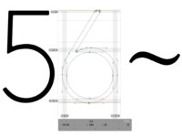 Coiney Numeral Font