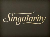 Singularity logo draft
