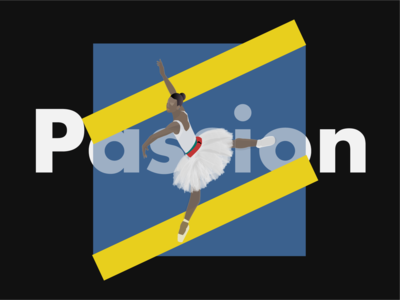 Passion1. Be passionate (I wish it for you)