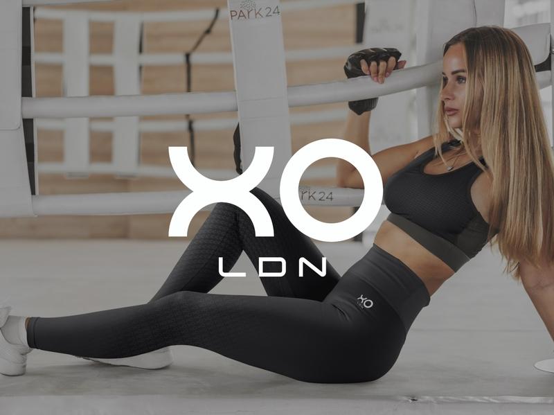 XO LDN brand brand and identity logo design identity design identity branding identity logo design branding