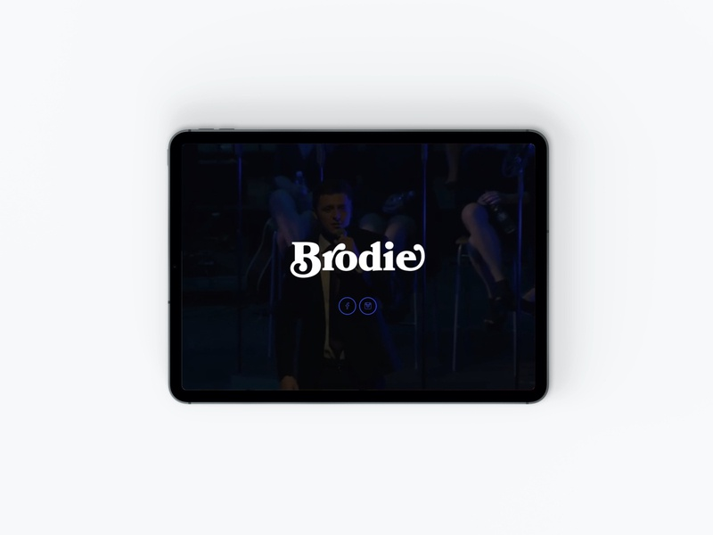 Brodie   UNBXD creative agency brand and identity identity branding identity design brand logo identity logo design design branding