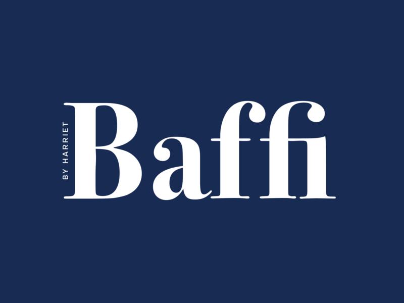 Baffi Pizzeria creative agency brand and identity identity design identity brand identity branding logo design logo branding design