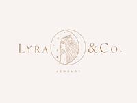 Lyra + Co Jewelry Logo