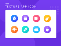 Texture Icon Practice