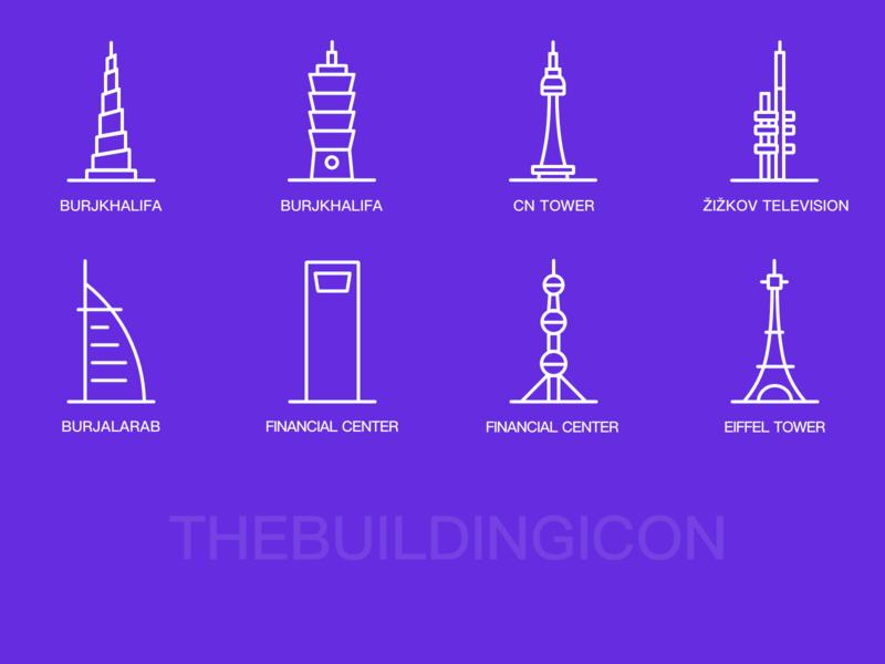 Building Icon Practice