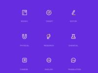 Education Icon Practice