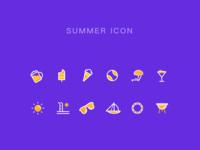 Summer Icon Practice