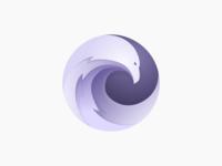 Eagle Logo practice