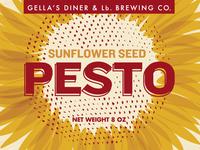 Gella's Diner Pesto