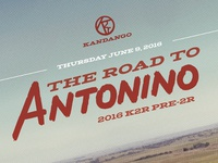 Road To Antonino