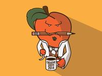 Monster Peach