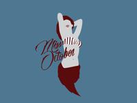 Miss October - vampire