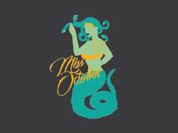 Miss October - medusa