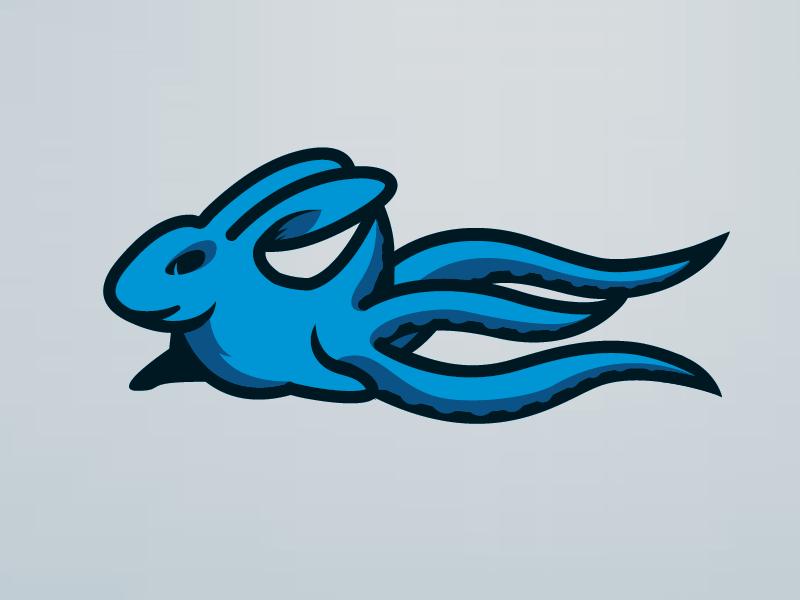Animal hybrid logo animal